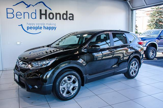 Honda CR-V 1.5T AWD EX 2017