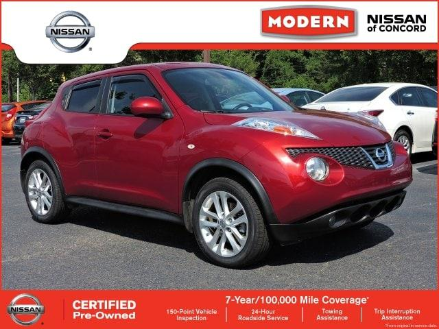 Nissan JUKE SL 2011