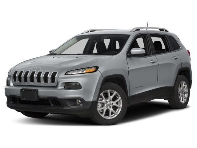 Jeep Cherokee leather 2018