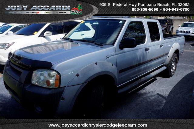 Nissan Frontier 2WD XE-V6 2002