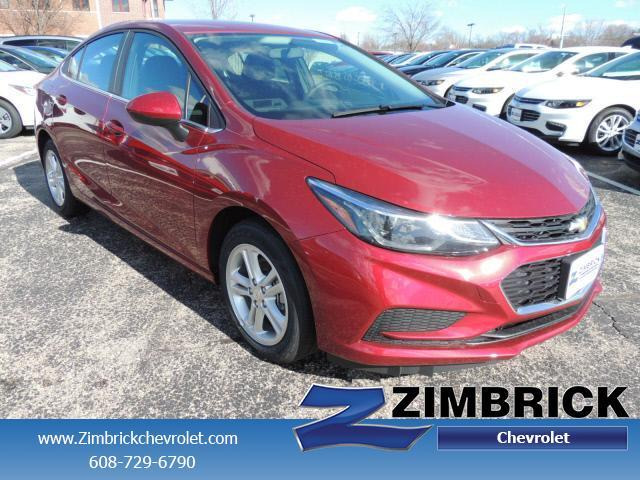 Chevrolet Cruze 4dr Sdn 1.6L LT w/1SG 2017