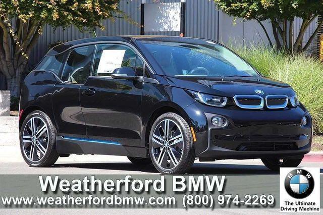 BMW i3 94 Ah w/Range Extender 2017