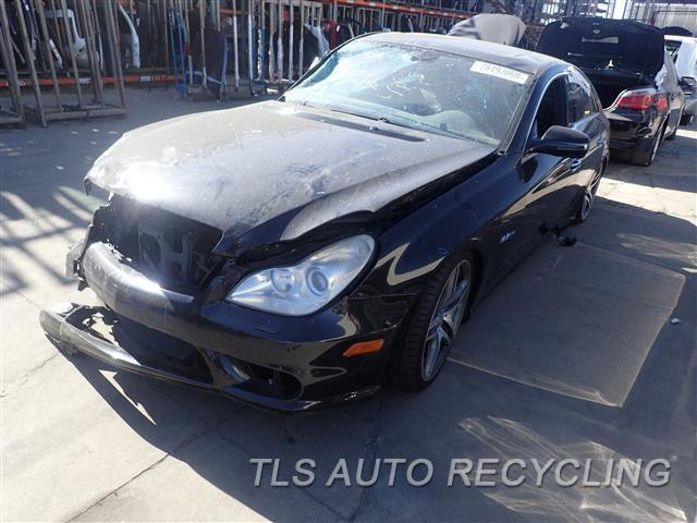 Used Parts for Mercedes-Benz CLS63 - 2009 - 901.MB1I09 - Stock# 8322OR