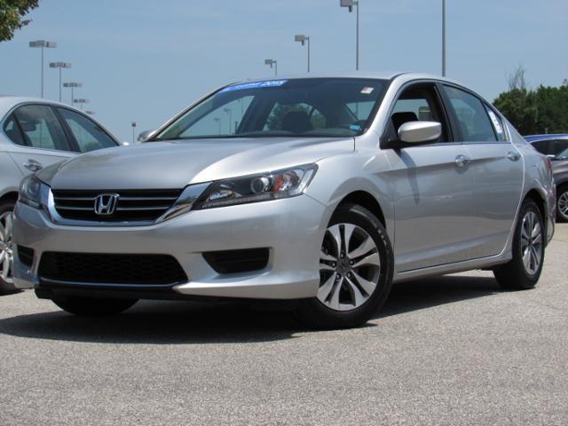 Honda Accord Sedan 4dr I4 CVT LX 2015