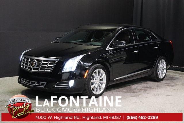 Cadillac XTS Luxury 2015