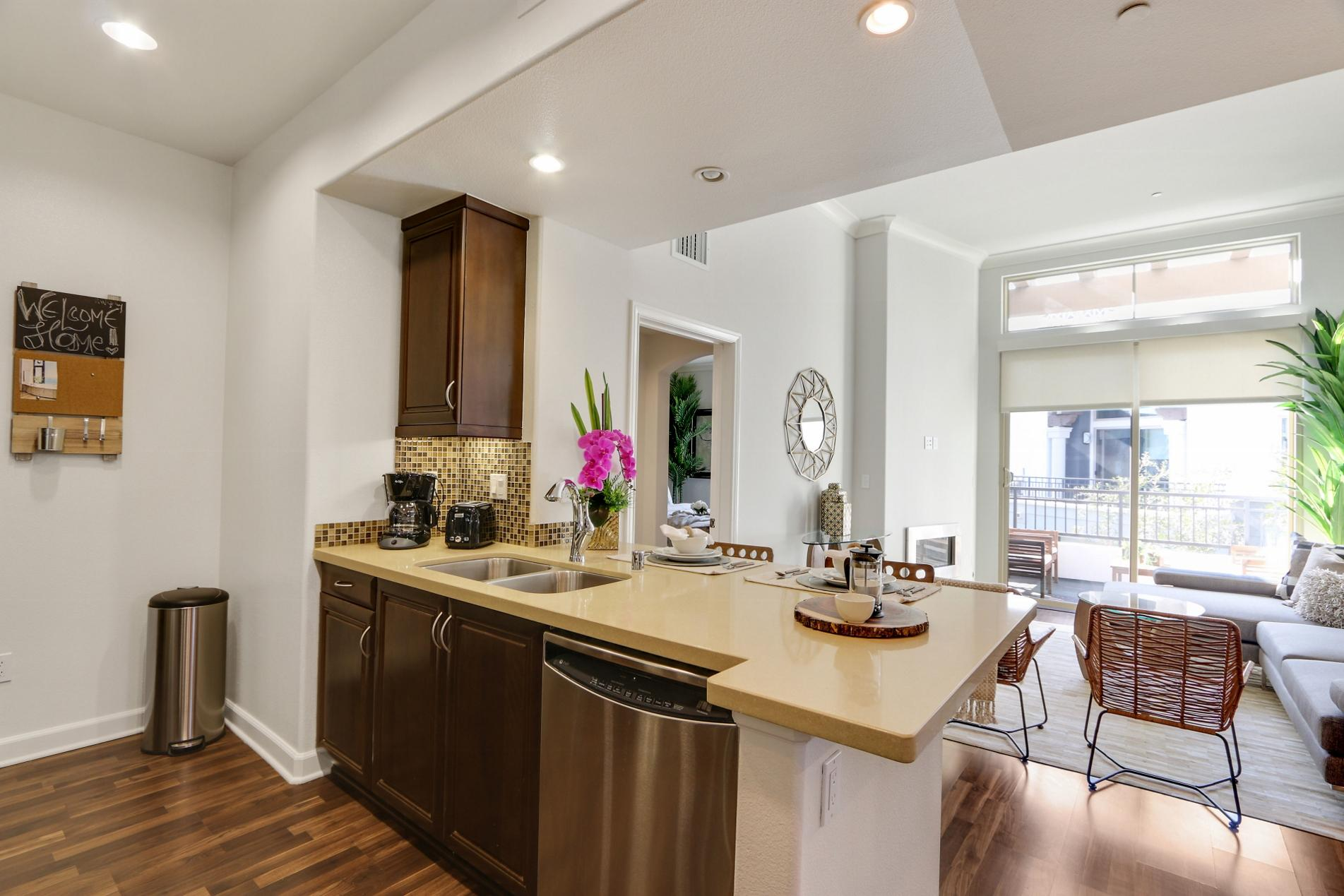 $5750 Two bedroom Apartment for rent