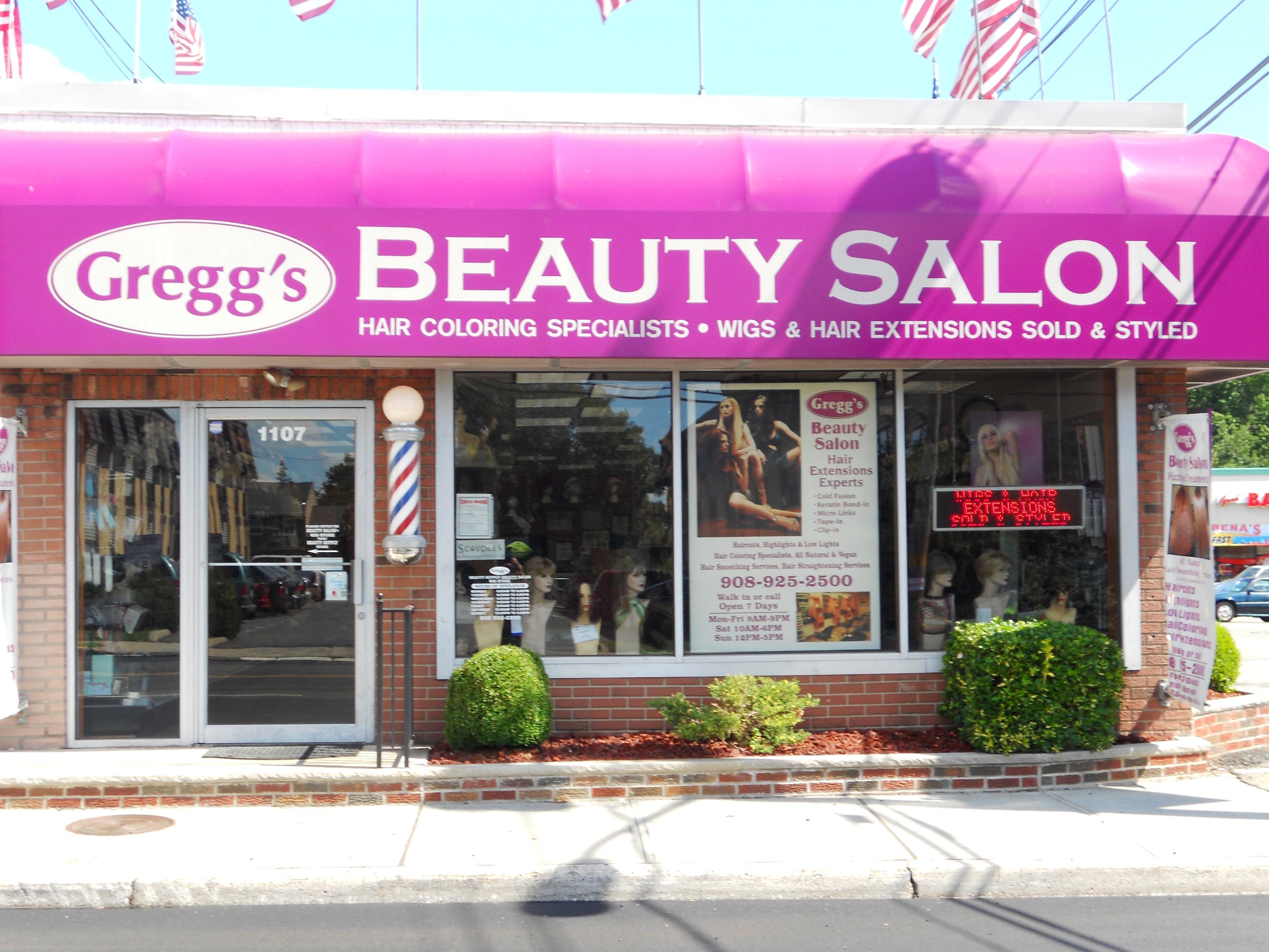 Gregg's Full Service Beauty Salon