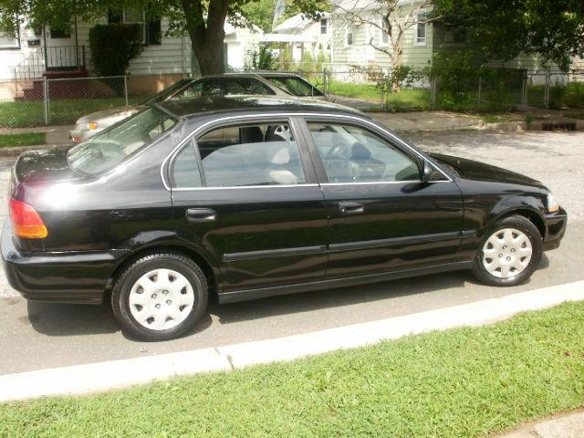 1998 Honda civic for just $750