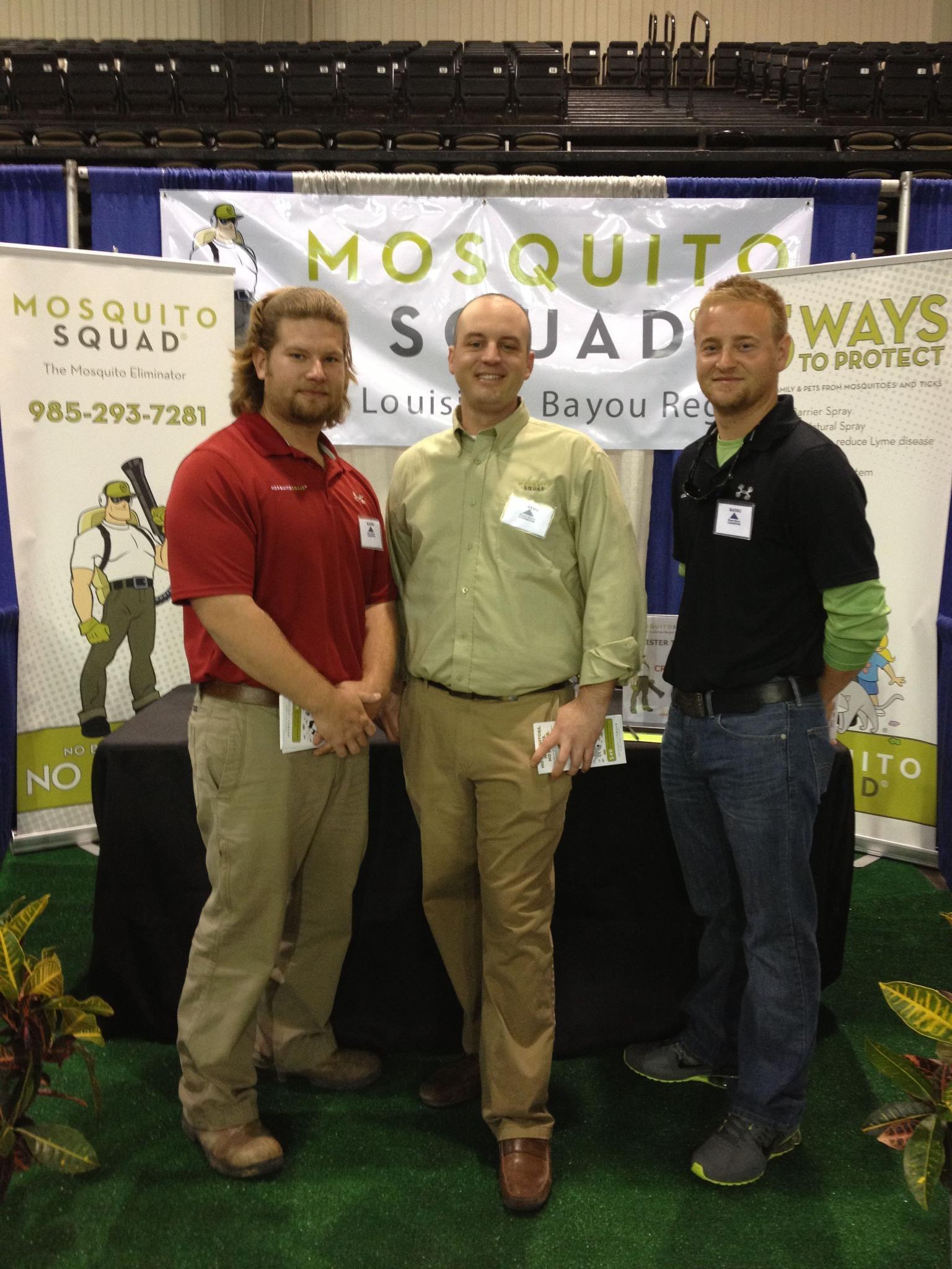 Mosquito Squad of Louisiana Bayou Region