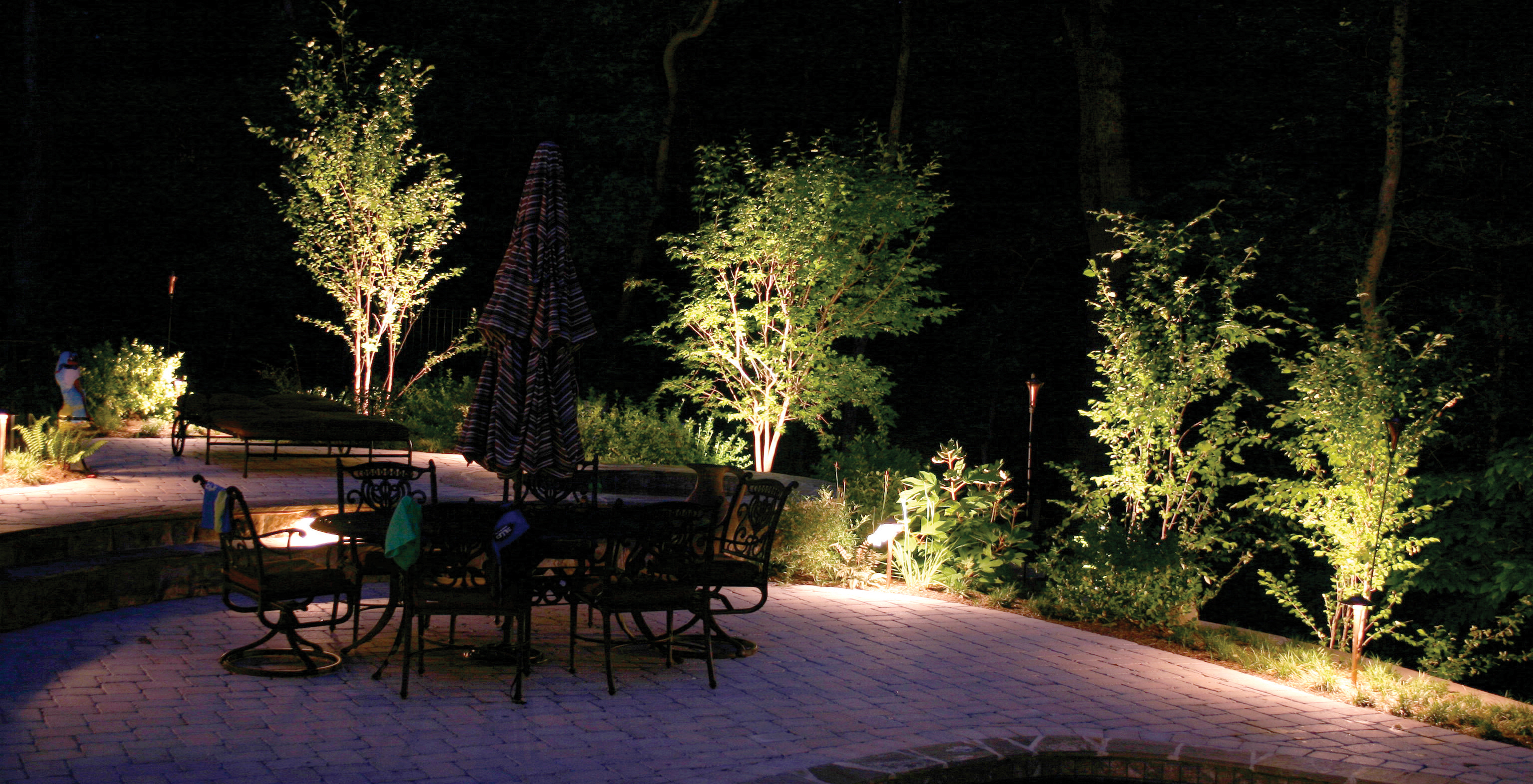 Outdoor Lighting Perspectives of Charleston