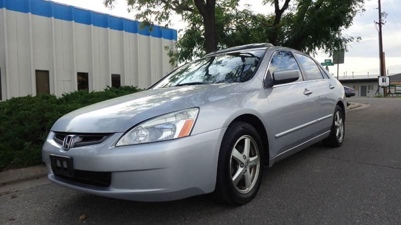2003 Honda Accord  EX V-6!!!!