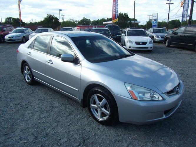 2003 Honda Accord  EX-L11111