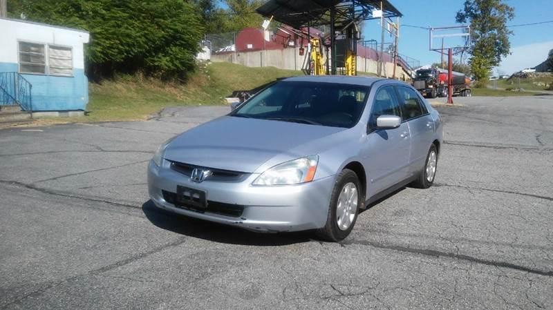 2003 Honda Accord  EX w/Nav.Sys.