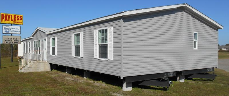 New Mobile Homes for Less!