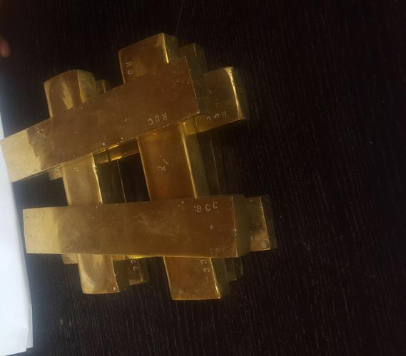 Gold dore bar for sell