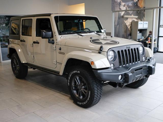 Jeep Wrangler JK Unlimited JK UNLIMITED SPORT 2018