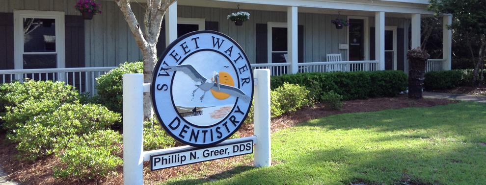 Sweet Water Dentistry Phillip N. Greer D.D.S.