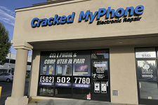 Cracked MyPhone Cellphone and Computer Repair