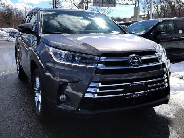 Toyota Highlander limited 2018