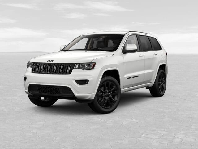 Jeep Grand Cherokee LAREDO 4X4 2018