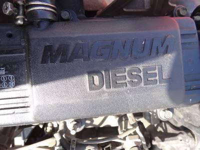 MAGNUM DIESEL 4 CYLINDER ENGINE