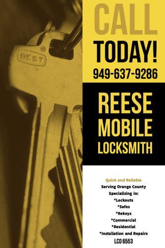 Licensed Locksmith Services