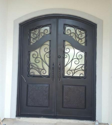 Wrought Iron Doors and more