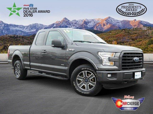 Ford F-150 4WD SC 2015