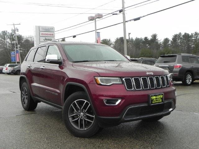 Jeep Grand Cherokee Limited 4X4  3.6  V6 / Moon Roof / Navigation 2018