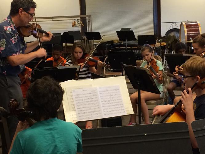 Summer Strings Concert