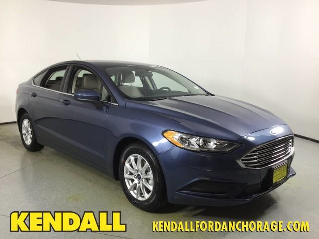 Ford Fusion S FWD 2018