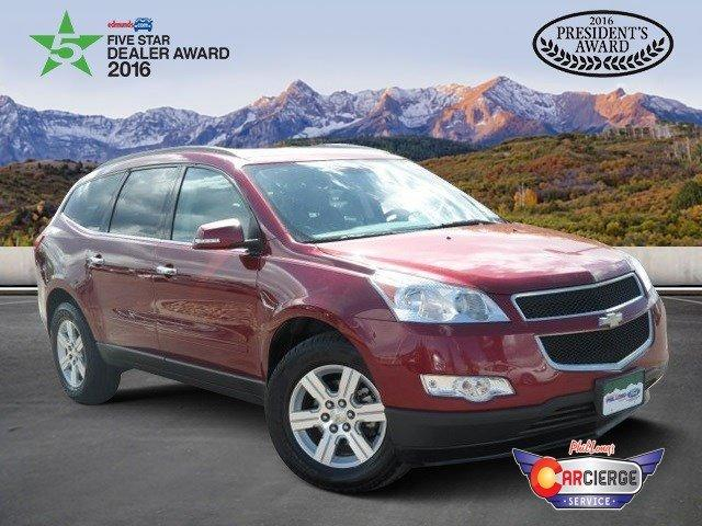 Chevrolet Traverse LT w/1LT 2011