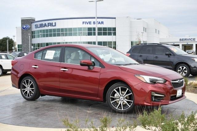 Subaru Impreza 2.0i Limited 2018