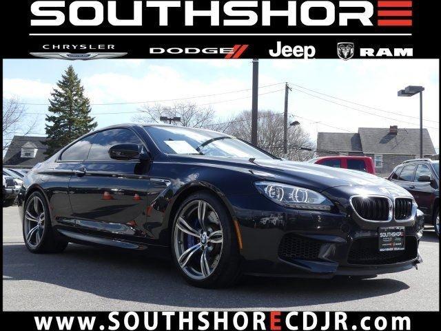 BMW M6 Base 2013