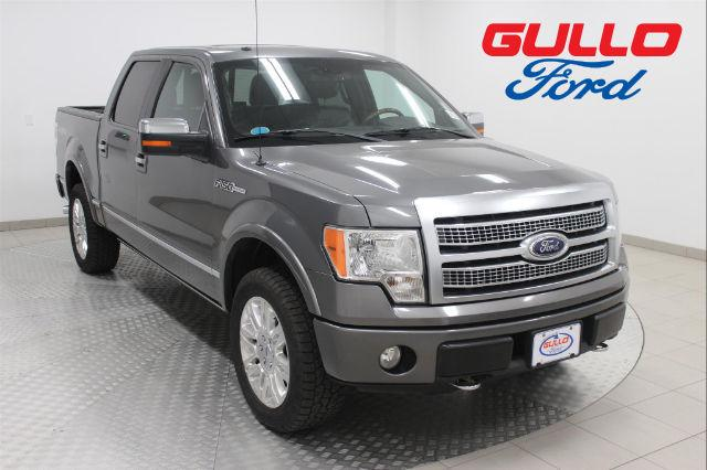 Ford F-150 Platinum 2010