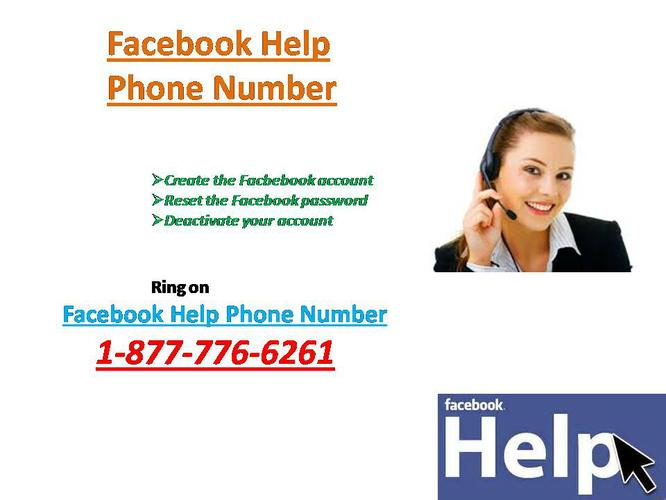 Facebook Toll Free Helpline Number 1-877-776-6261 for USA Facebook issue