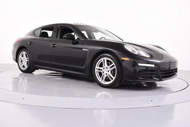 Porsche Panamera 2 2015