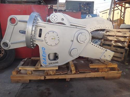 NEW 2012 DAEMO DMS360 SHEAR