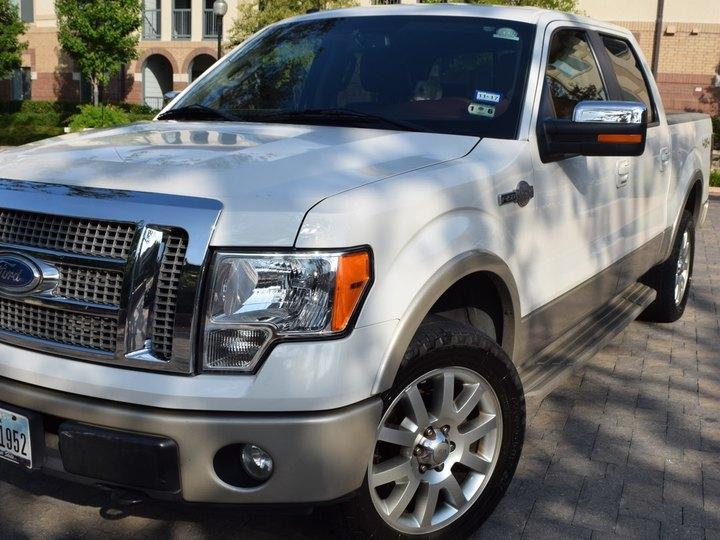 Ford F-150 Supercrew 4WD King Ranch 2009