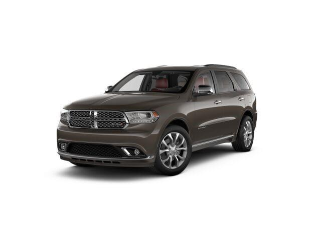 Dodge Durango CITADEL ANODIZED PLATINUM AWD 2018