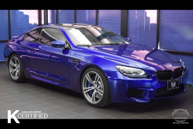 BMW M6 Base 2014