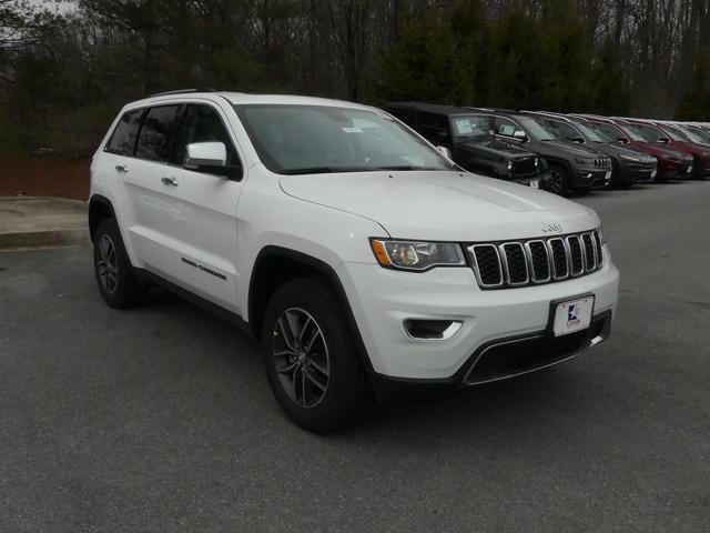 Jeep Grand Cherokee LIMITED 4X4 2018