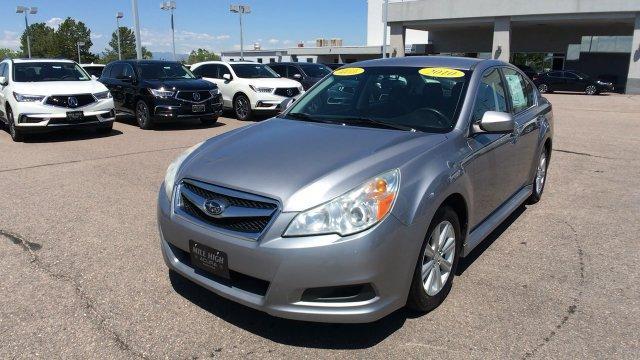 Subaru Legacy Prem All-Weather 2010