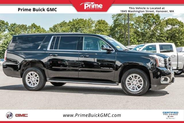 GMC Yukon XL SLT 2016
