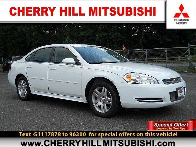 Chevrolet Impala Limited LT 2016