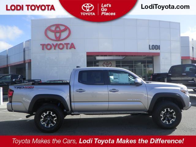 Toyota Tacoma TRD OFF-ROAD 4X4 DOUBLE CAB 2018