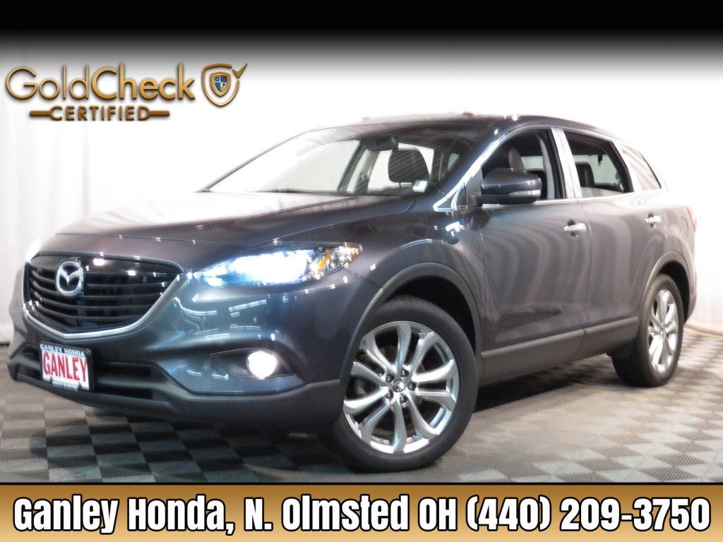 Mazda CX-9 Grand Touring AWD 2013