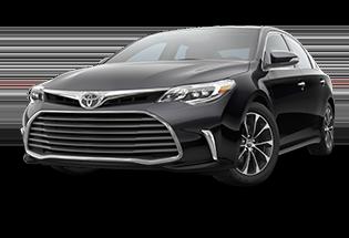 Toyota Avalon XLE 2018
