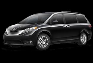 Toyota Sienna XLE Premium 2017
