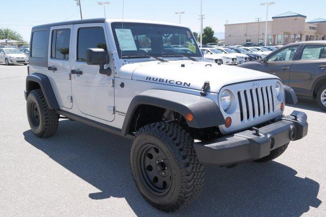 Jeep Wrangler Unlimited Rubicon 2012